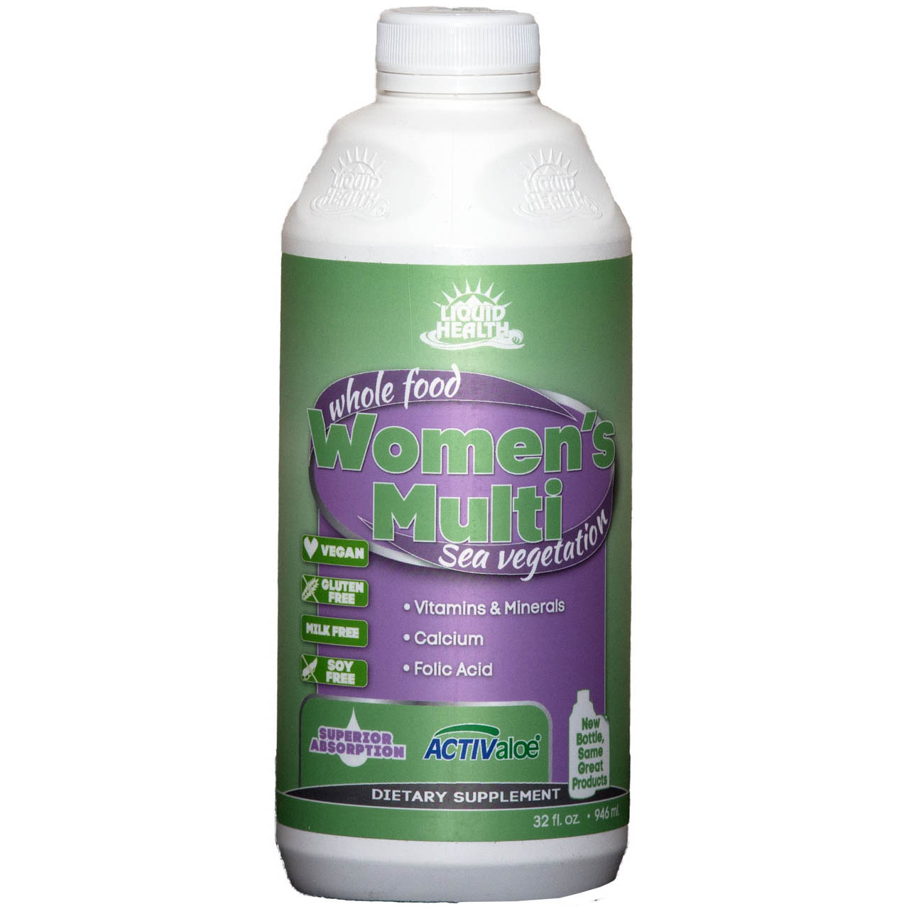 Liquid Health Women's Multi