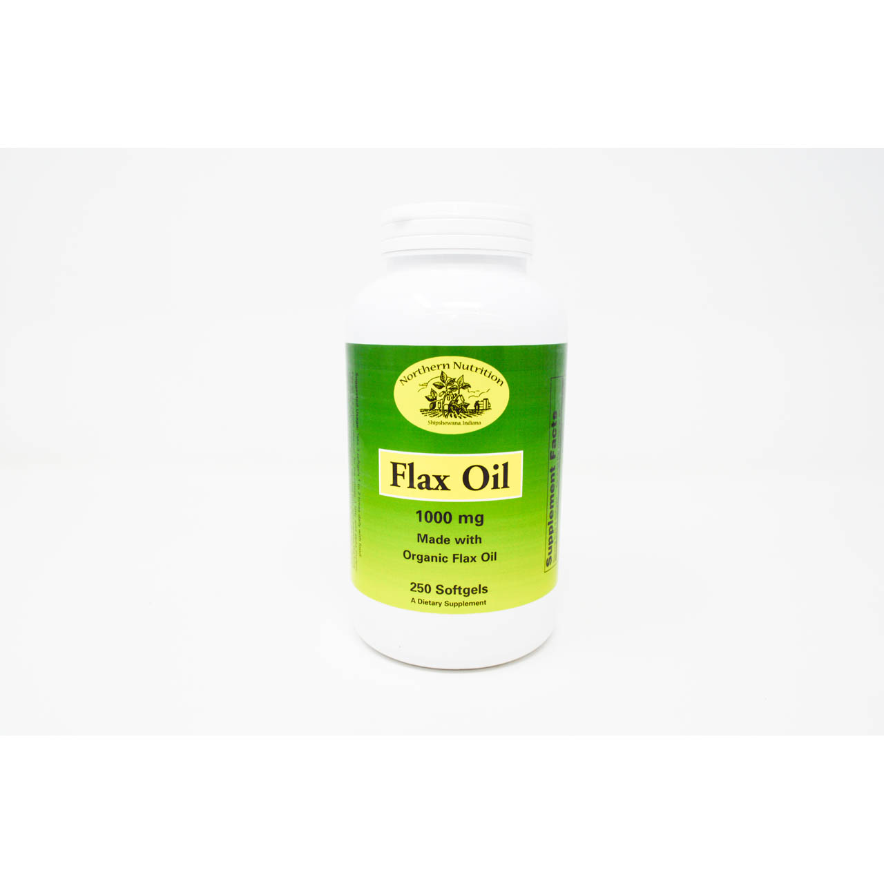 Northern Nutrition Flax Oil